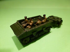 DINKY TOYS 162 FIELD UNIT - MILITARY ARMY - GOOD CONDITION