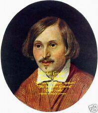 "CD- Nicolai Gogol Collection - ""Taras Bulba"" - 4 eBooks (Resell Rights)"