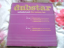 "Dubstar, Cathedral Park Remixes two, 2 12"" discs"