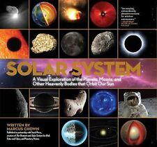 Solar System : A Visual Exploration of All the Planets, Moons and Other...