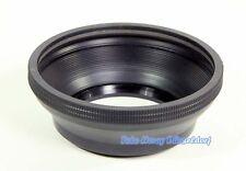 55 mm Gummi Sonnenblende für Standard Objektive TOP Qualität 01375