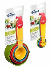 Trudeau 5pc Measuring Cup & 5pc Measuring Spoon Set