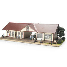 Menards ~ HO Gauge Train Station