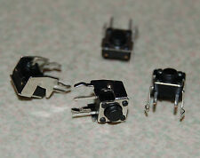 10pcs 6x6x5mm Right Angle Tactile Tact Push Button Micro Switch Momentary