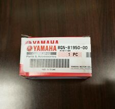 OEM Yamaha Snowmobile Solid State Fuel Pump Relay  8GN-81950-00-00 Red Relay