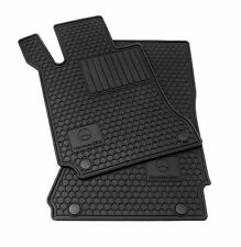 OEM GENUINE MERCEDES BENZ BLACK ALL SEASON FLOOR MATS 05-11 SLK R171