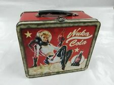 Fallout 4 Nuka Cola Lunch Box Tin Tote Lunchbox Limited New Collectors - FAST