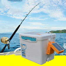 Portable Solar Power Pond Oxygenator Air Pump Oxygen Pool fish Pond Fish Tank