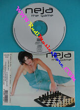 CD singolo Neja The Game NSCD 102  ITALY 1999 RARO!! no lp mc vhs dvd(S30)