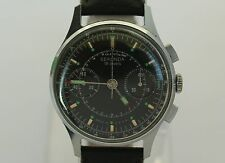 SEKONDA chronograph mechanical Cal: 3017  Russian watch