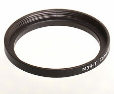 M39 PER T2 T-mount LENS Converter Adapter Ring 39mm-42mm 39-42 mm 39x0.75-42x0.75