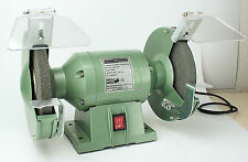 Mannesmann Double Bench Grinder    350 W    230 V 50 Hz    200mm/ VPA GS CE TUV