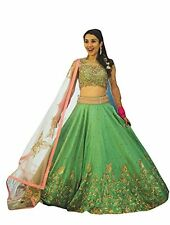 Flower Fashion New Fancy Designer Embroidered Lehenga Choli for Girls & Women