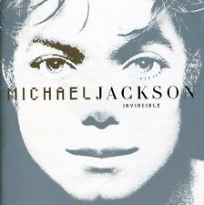 Invincible - Michael Jackson (2001, CD NEUF)
