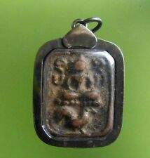 AWESOME OLD BUDDHA AMULET THAI LP PARN VERY NICE !!!