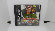 CTR: Crash Team Racing (Sony PlayStation 1, 1999) PS1 Complete