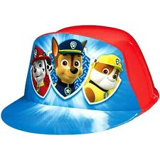 Paw Patrol Puppy Pet Rescue Birthday Party Plastic Treat Favor Hat