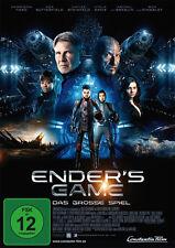 DVD * ENDER'S GAME - Das große Spiel | HARRISON FORD - Enders Game  # NEU OVP =