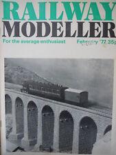 Railway Modeller Feb 1977 [TR.31]