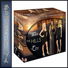 THE HILLS, THE CITY AND LAGUNA BEACH ULTIMATE DVD COLLECTION  **BRAND NEW DVD**