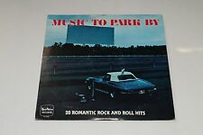 Music to Park By - 20 Romantic Rock & Roll Hits -TeeVee Records -FAST SHIPPING!!