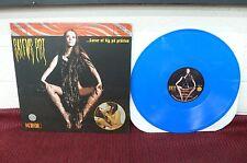 SALEM'S POT ...Lurar Ut Dig På Prärien LP Blue Vinyl Easy Rider Records windhand