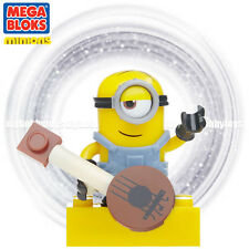 Mega Bloks Minions Blind Packs Series 3 - Stuart with Guitar