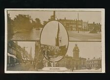 Derbyshire Derbys CHESTERFIELD Used 1921 M/view RP PPC local pub R.Sneath
