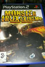 Monster Trux Extreme Arena Edition PLAYSTATION 2 PS2 -FREE POST