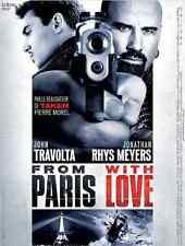 Bande annonce cinéma 35mm 2010 FROM PARIS WITH LOVE Travolta long NEUVE EN BOITE
