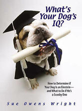 Whats Your Dogs IQ?: How to Determine If Your Dog is an Einstein, and What to Do