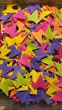 "**1000** MIX COLOR 3.4"" x 3.4"" Handmade Wedding Paper Origami Cranes"