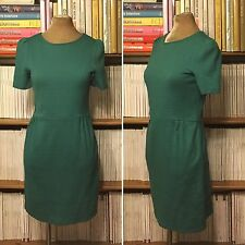 SESSUN green dress M short sleeve UK 10 US 6