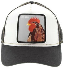 Goorin Bros.Trucker Hat Animal Farm Cap Snapback Plucker Black Pecker