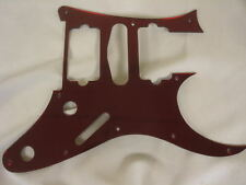 Garnet Mirror Pickguard fits Ibanez (tm) GMC Jem RG FP DNA MC guitars