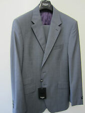 Paul Smith WESTBOURNE LUXURY COLLECTION Blue Stripe Suit Classic Fit UK40R EU50R