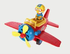 Pororo Korean TV Animation Character Car Diecast Toy Vehicle / Air plane
