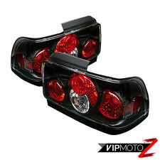 JDM Black Altezza Tail Light Brake Lamp Toyota Corolla AE111 1.8L 1.6L 1993-1997