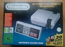 Nintendo Classic Mini Nes Nueva New with 30 Games Pre-installed