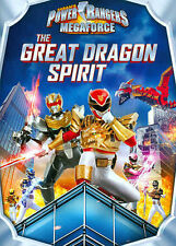 Power Rangers Megaforce: The Great Dragon Spirit (DVD, 2014)