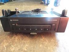 VOLKSWAGEN PASSAT CD STACKER IN GLOVE BOX, 03/06-02/10