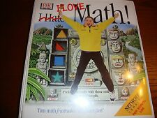 DK I Love Math Network Version Teacher's Edition with CD ROM's Interactive Learn