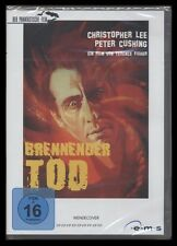 DVD BRENNENDER TOD (Dracula Darsteller CHRISTOPHER LEE) - DER PHANTASTISCHE FILM
