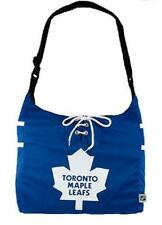 Toronto Maple Leafs NHL Veteran Jersey Messenger Purse Tote Hand Bag Littlearth