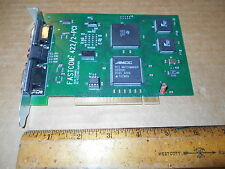Fastcom: 422/2-PCI Dual Channel RS-422/485 Adapter Board
