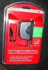 Motorola  Energy Star cell phone charger RAZR, Blackberry Pearl, Curve New