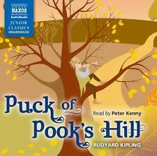 Puck of Pook's Hill by Rudyard Kipling (2015, CD)