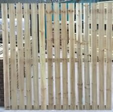 Paling Fence Panel - Pressure Treated 6ft x 6ft
