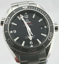 OMEGA Seamaster PLANET OCEAN 600m CO-AXIAL Full Set Big Size 45,5mm Neuwertig