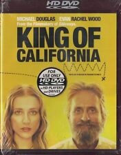 King of California HD DVD 2008 New Sealed Micheal Douglas